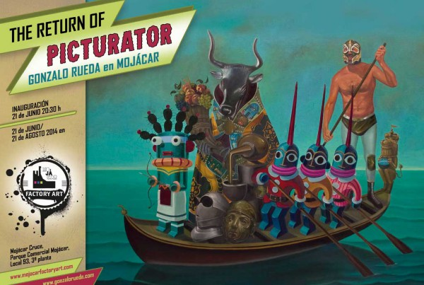 The Return of Picturator