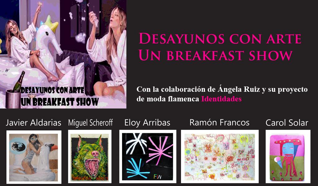 Desayunos con arte