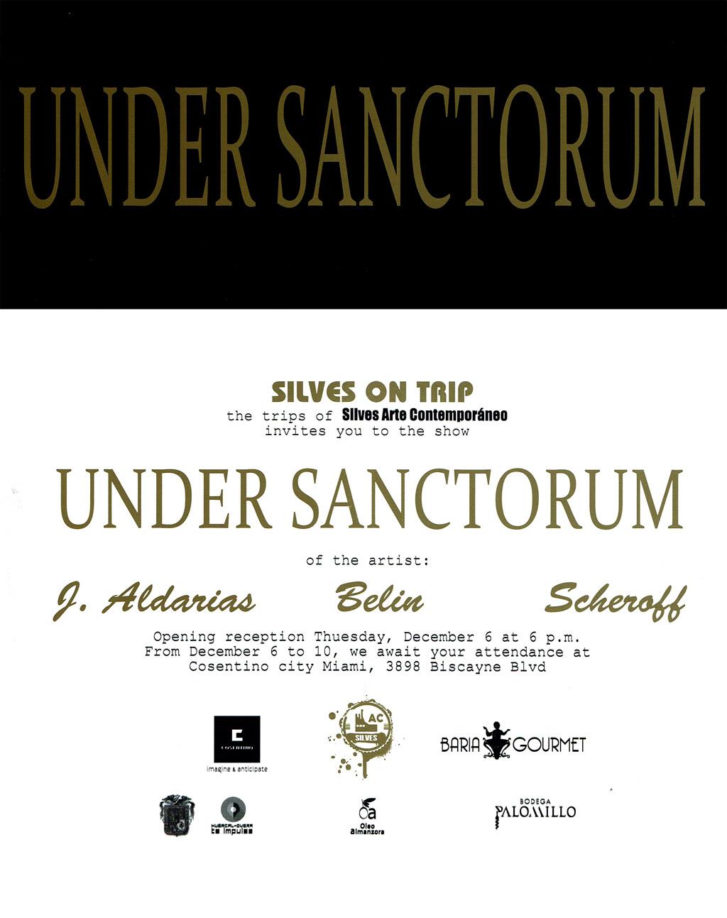 Under Sanctorum